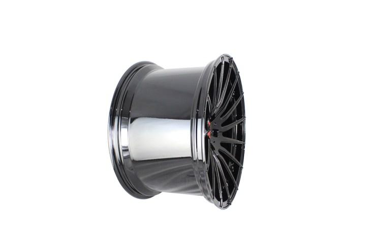 SV15T Deep Concave Monoblock - Gloss Black 9