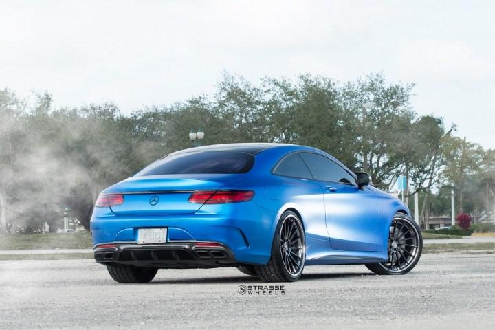 Mercedes Benz S63 AMG Coupe - SV15T Deep Concave FS - Carbon 11