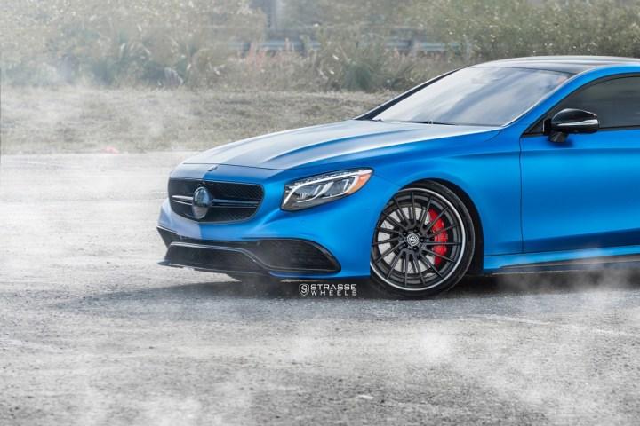 Mercedes Benz S63 AMG Coupe - SV15T Deep Concave FS - Carbon 4