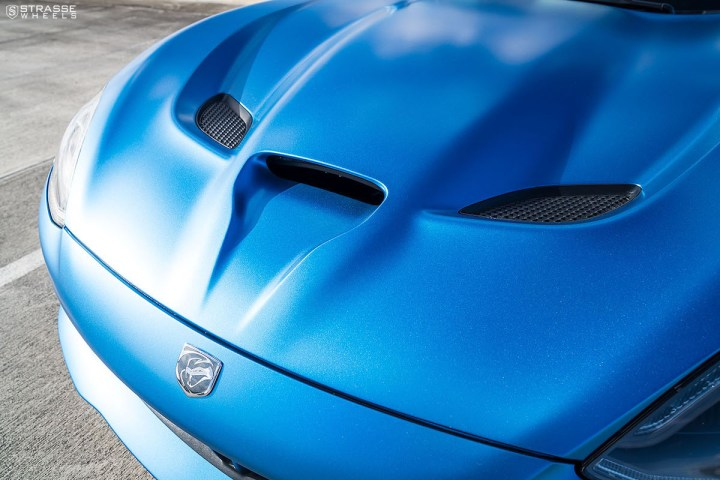 Dodge Viper GTS - 19:20 SM6R Deep Concave Monoblock 7