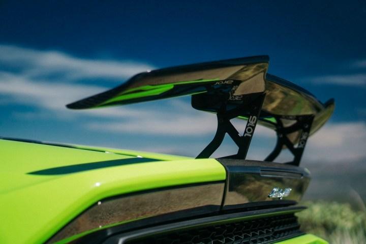Lamborghini Huracan LP610-4 - 20:21 SM5R Deep Concave Monoblock - Verde Singh 6