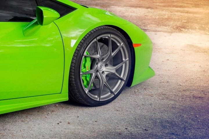Lamborghini Huracan LP610-4 - SM5RT Deep Concave Monoblock 3