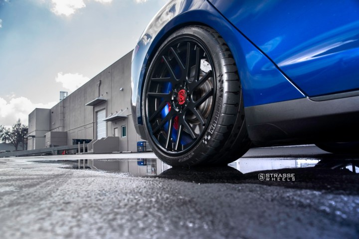 Tesla Model S P90D - SM7T Deep Concave 11