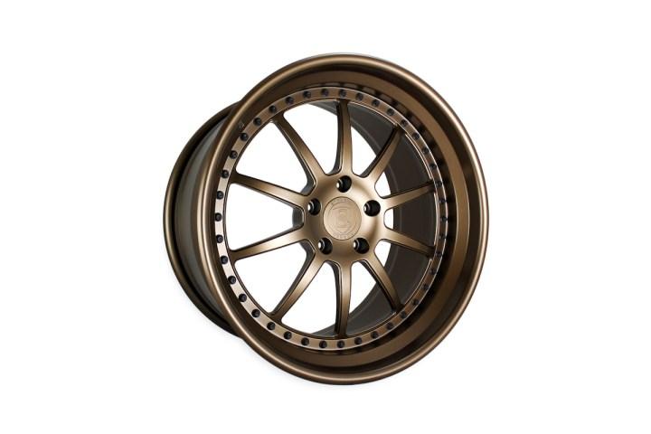 Performance Series R10 SM - Matte Bronze 2