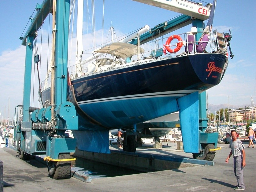 sailing yacht 7