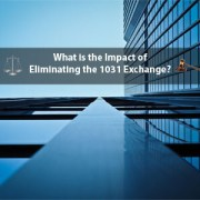 What is the Impact of Eliminating the 1031 Exchange?