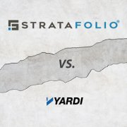 Software Comparison: STRATAFOLIO Verus Yardi Voyager