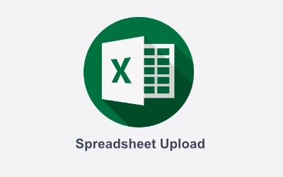 Spreadsheet Upload