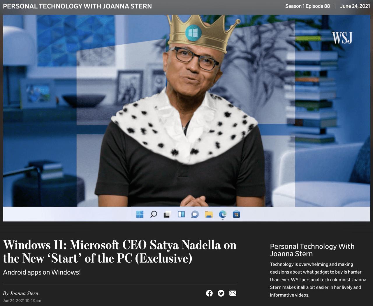 "A new ""Start"" for Windows"