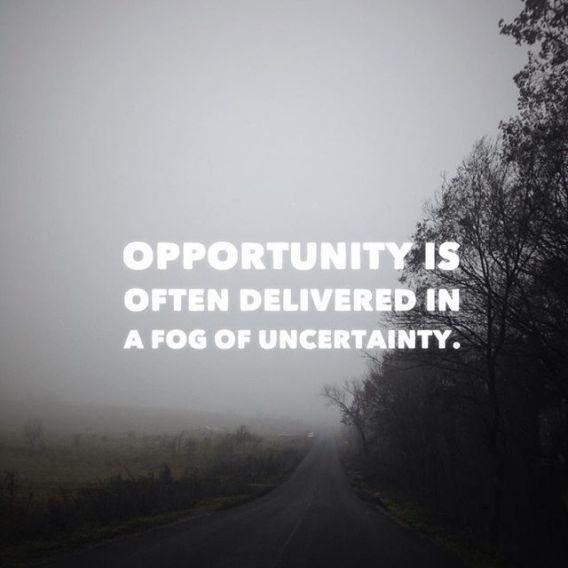 uncertinity