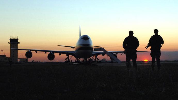 Photo: via Tech. Sgt. Larry A. Simmons / U.S. Air Force