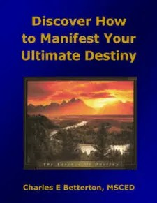 Discover How to Manifest Your Ultimate Destiny - Strategic Marketecture