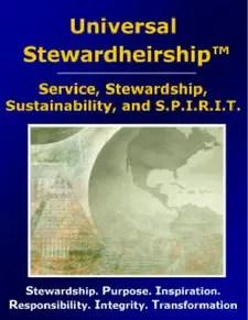 Universal Stewardheirship - Strategic Marketecture