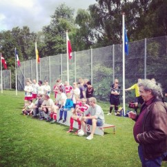 Opening Ceremony of the 1th Triolectical World Cup, Silkeborg