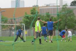 Strategic Optimism Football First Game - October 2013