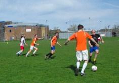 Luther Blissett Deptford League April 2014