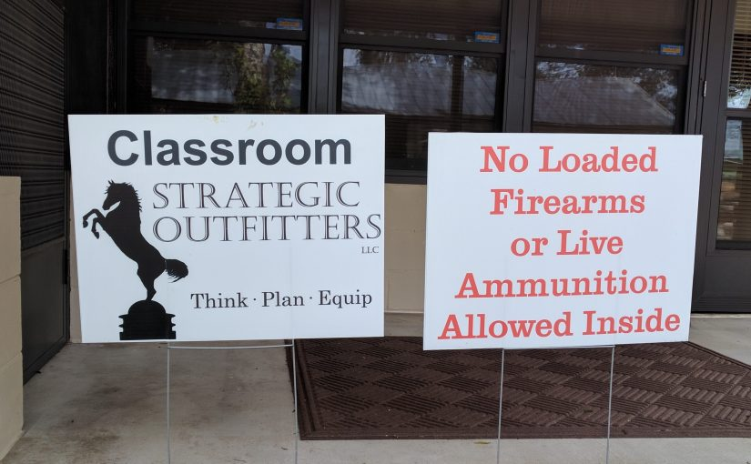 Firearm Safety in the Classroom