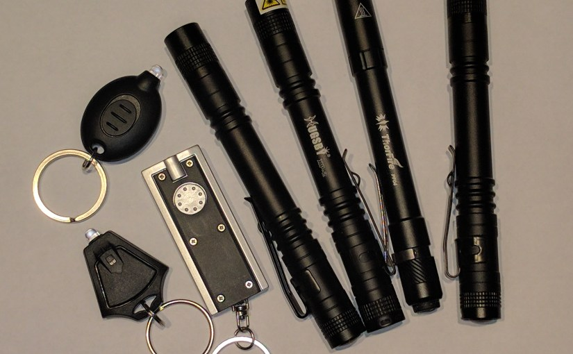 EDC Flashlights