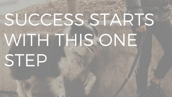 SUCCESS STARTS