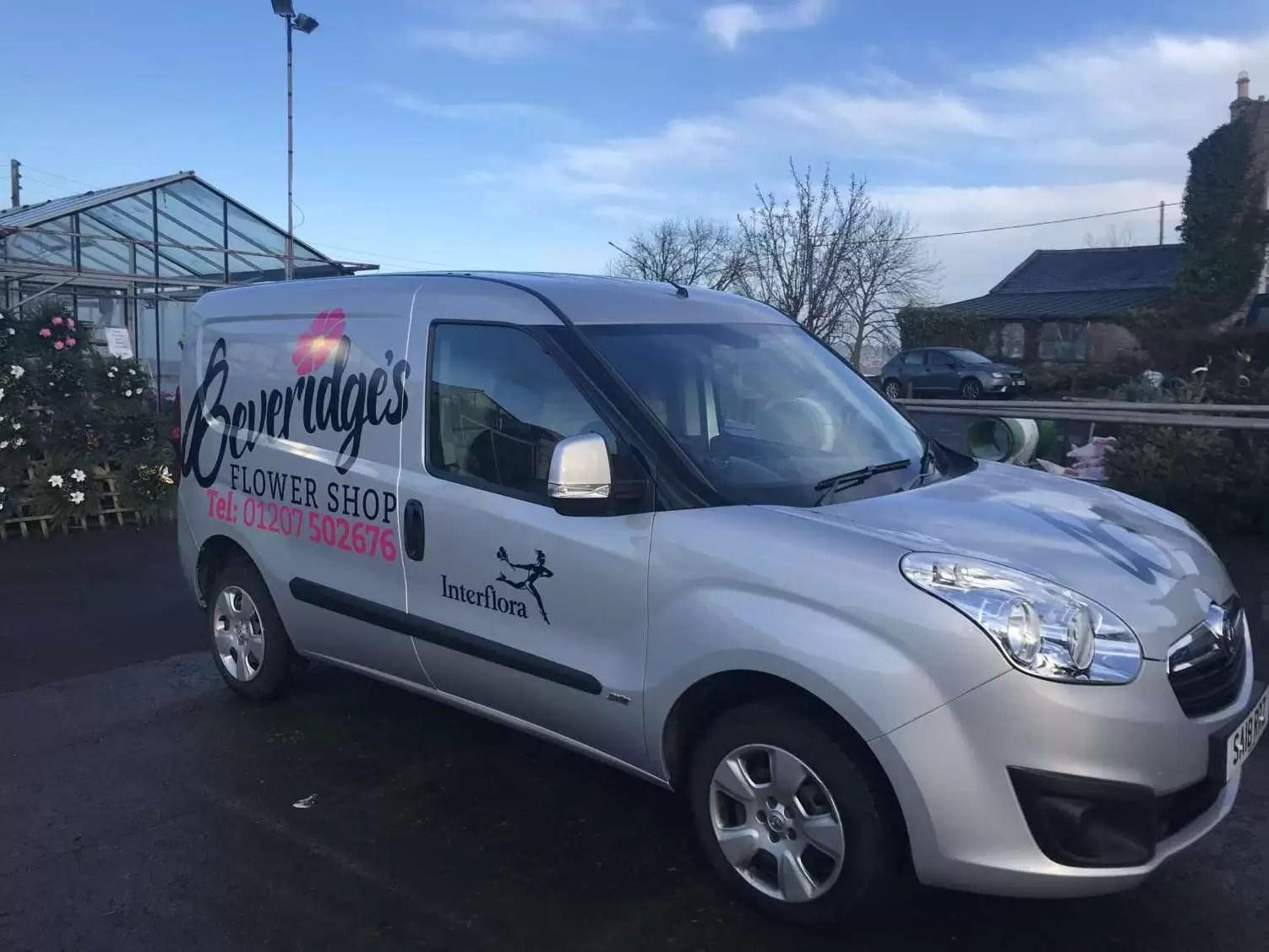 Vehicle Van Graphics