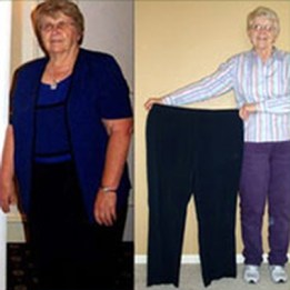Donna lost 81.2 lbs