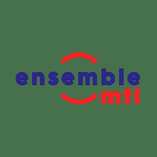 Ensemble Montréal, client de l'agence Stratégie LG - Communication et marketing