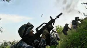 Chinese and Russian Marines in a Tropical Island Drill (Sept 2016) 56