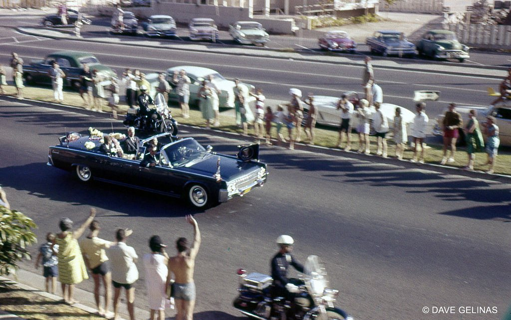 22/11/1963: President J.F.Kennedy Assassination, the Real Day of Infamy 1
