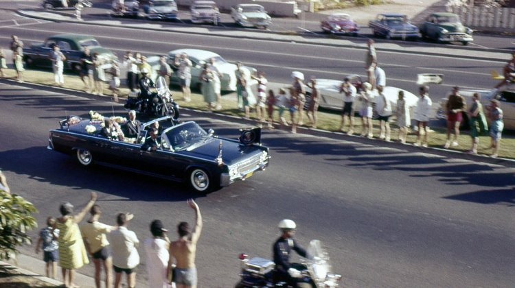 22/11/1963: President J.F.Kennedy Assassination, the Real Day of Infamy 3