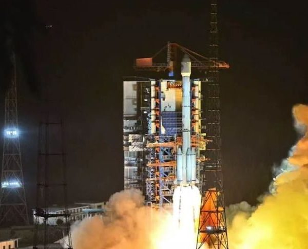 Long March-3B Launches BeiDu-3 IGSO-2 1
