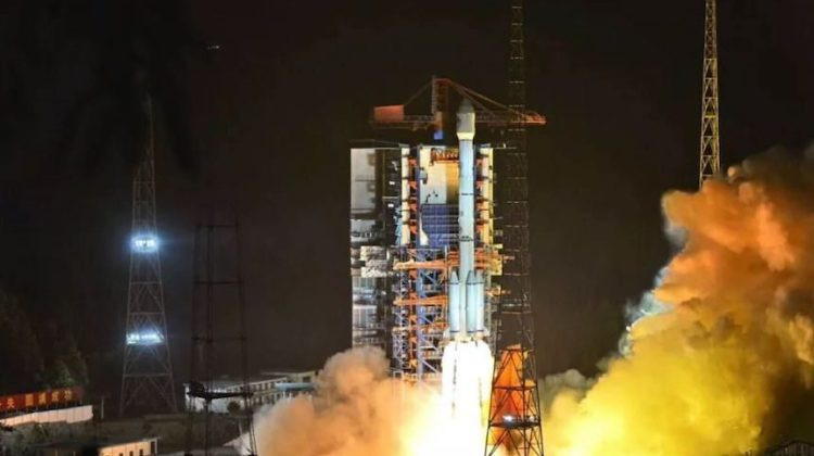 Long March-3B Launches BeiDu-3 IGSO-2 120