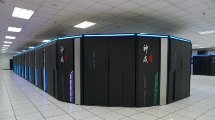 Chinese Supercomputers in the U.S Blacklists 130