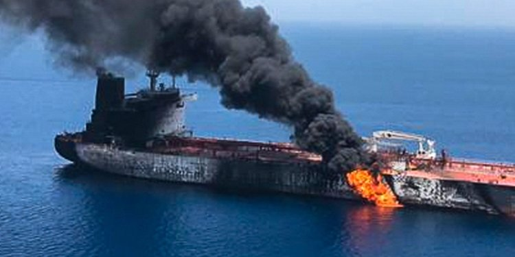 Persian Gulf attack: Cui Bono?- By Steve Brown 1