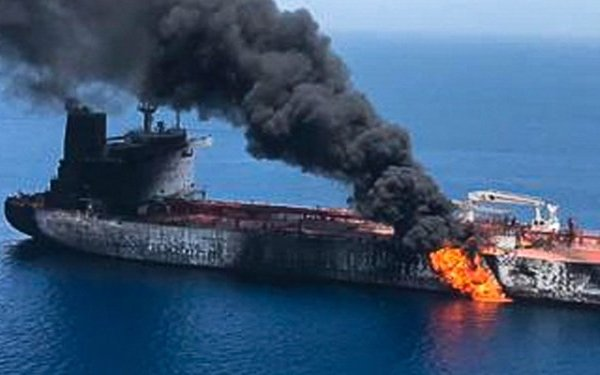 Persian Gulf attack: Cui Bono?- By Steve Brown 22