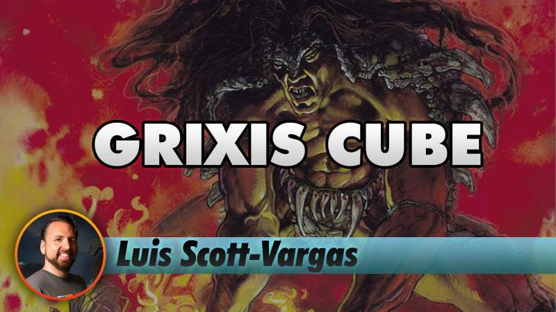 Grixis Cube