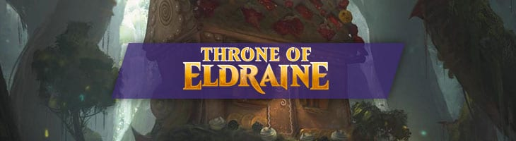 Throne of Eldraine Limited Set Review LSV