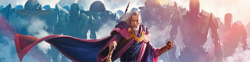 Urza, Lord High Artificer Whirza