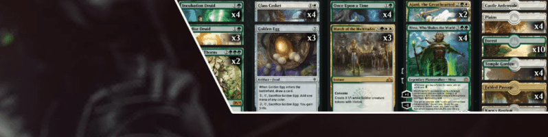 Arena Boys Standard Deck List Happily Ever After