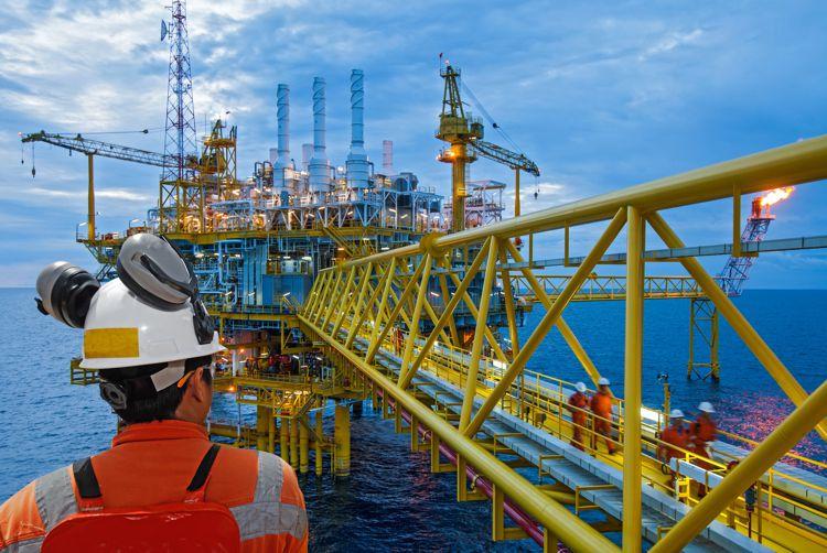 offshore production platform