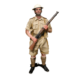 SGS Green Devils - UK infantry