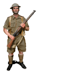 SGS Glory Recalled - UK infantry
