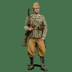 SGS Afrika Korps - German infantry