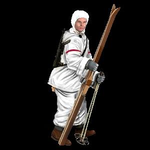 SGS Winter War - Finnish infantry