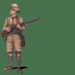 SGS Heia Safari - Great Britain infantry