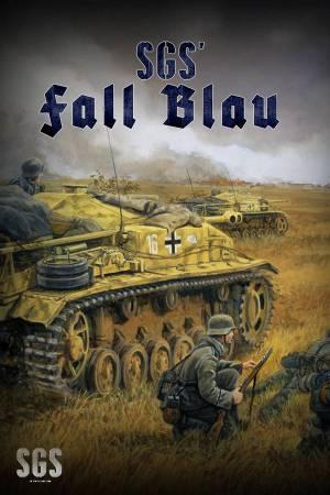 SGS Fall Blau - Boxshot
