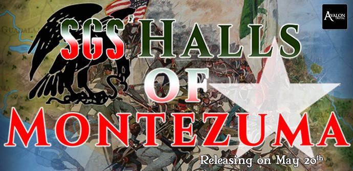 You are currently viewing SGS Halls of Montezuma is releasing today