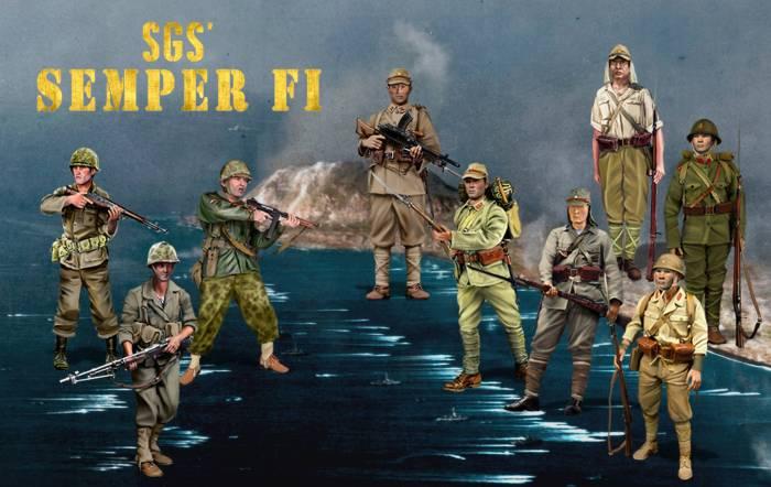 SGS – Semper Fi - units