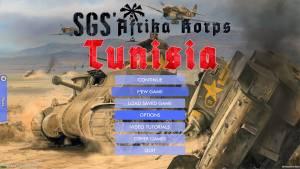 SGS Afrika Korps - Tunisia