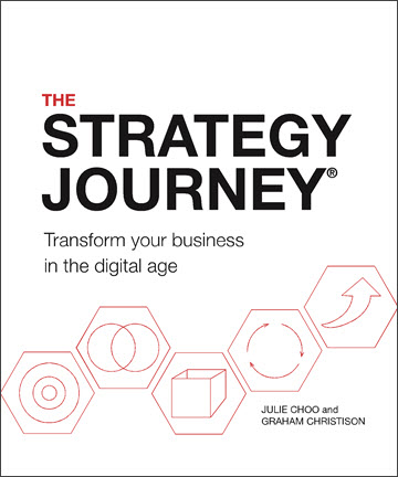 THE STRATEGY JOURNEY: Transform your business in the digital age