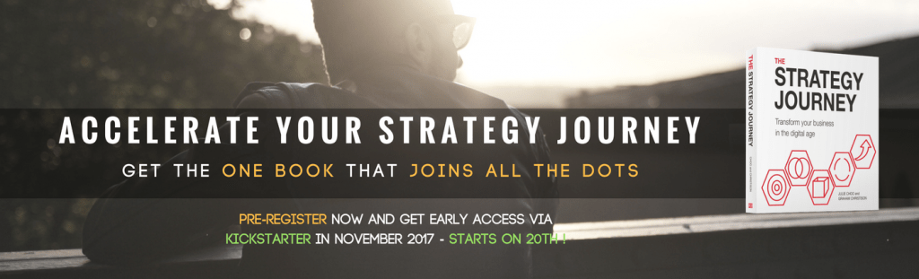 Pre-register for The Strategy Journey book